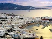 Athens - Mykonos and 4-day Cruise
