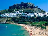 Mykonos Kusadasi Patmos Rhodes Santorini. - Cruises Holiday in Greece