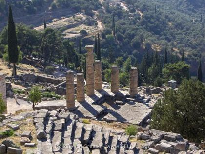 Apollo Temple - Delphi