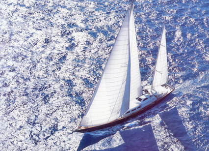 SALING in Greece - Chartering